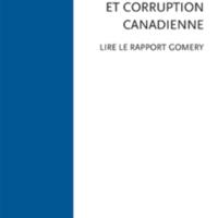 Commandites et corruption canadienne